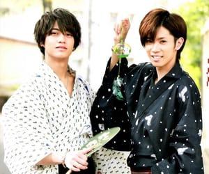 duet, 高橋海人, and 2018 image