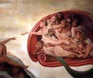 ariana grande, god is a woman, and ariana image