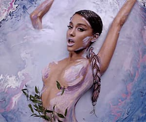 ariana grande, gif, and god is a woman image