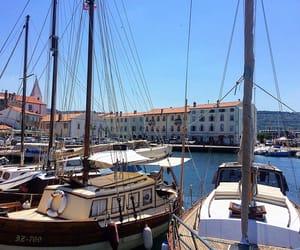 boats, memories, and sea image