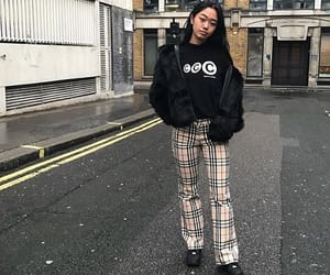 girl, outfit, and streetwear image