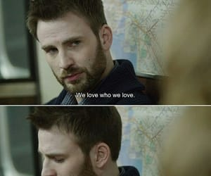 actor, chris evans, and romantic image