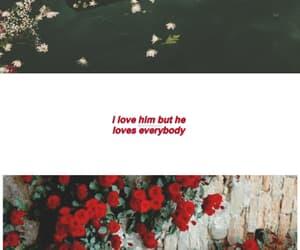 broken, girl, and heart image