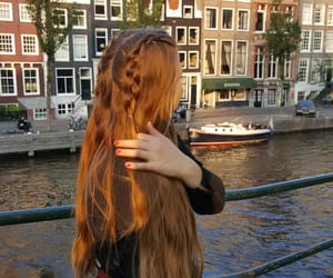 amsterdam, goals, and travel image