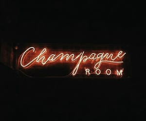 champagne, room, and drink image