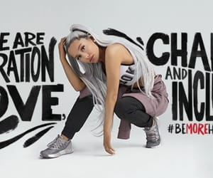 grey hair, message, and words image