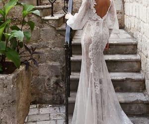 beautiful, bridal, and glam image
