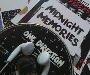 1d, midnight memories, and one direction image