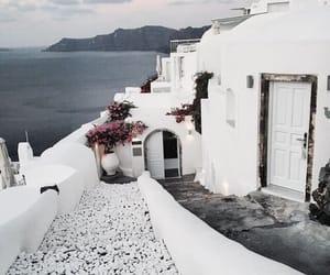 travel, Greece, and wanderlust image