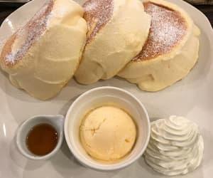 dessert, food, and pancakes image