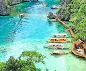 amazing, travel, and lagoon image