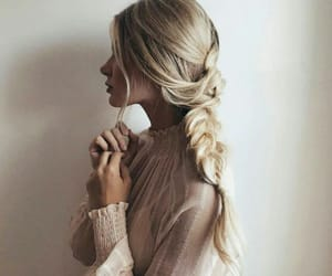blouse, braid, and braided image