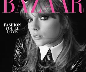 cover, Taylor Swift, and bazaar magazine image