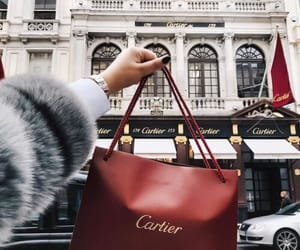 cartier, fashion, and luxury image