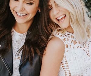friend, friendship, and nina image