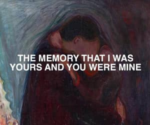 memories, quotes, and love image