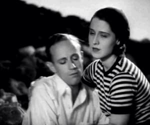 gif, leslie howard, and norma shearer image