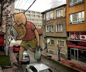 3d street art, street artworks, and street art street art image