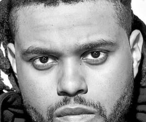 b&w, xo, and abel tesfaye image