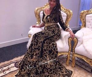 black, mariage, and princess image