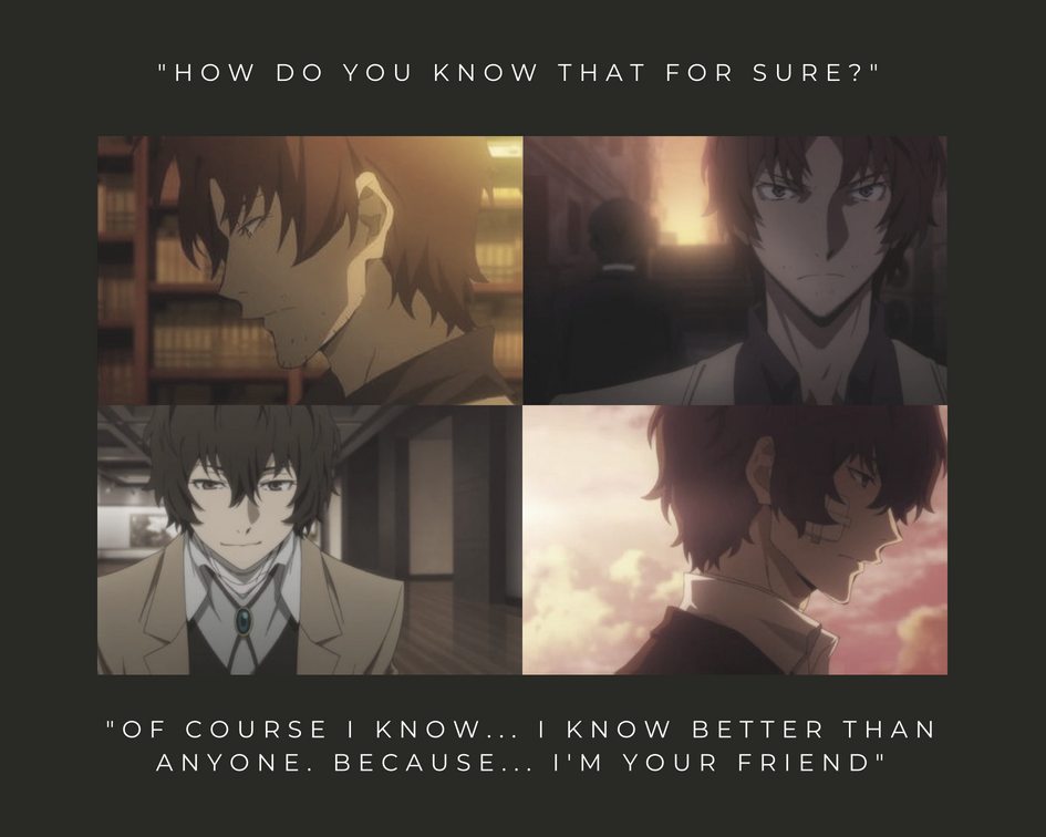 sad, anime quotes, and dazai osamu image