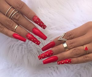 girly inspiration, tumblr inspo, and nails goals image