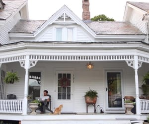 via oldfarmhouse, outdoors, and front porch image