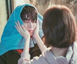 actor, actress, and korean image