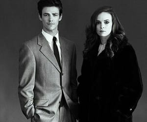 couple, danielle panabaker, and pretty image