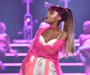 ariana grande, dwt, and side to side image