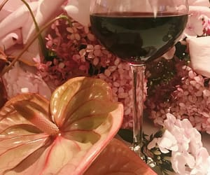 wine and aesthetic image