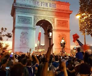 football, france, and bleus image