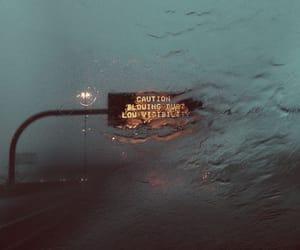 grunge, rain, and tumblr image