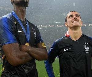 antoine, foot, and paul pogba image