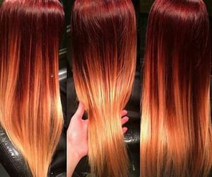 beleza, red hair, and styles image