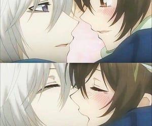 nanami, kiss, and anime image