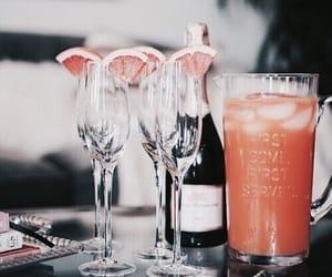 drink and orange image