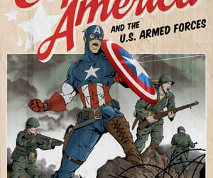 captain america, chris evans, and comic image