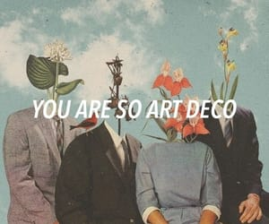 aesthetic, art, and art deco image