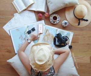 adventure, coffee, and destination image