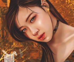 fanart kpop and blackpink rose image