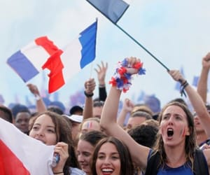 football, france, and sport image