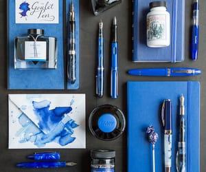 pens, fountainpen, and canetatinteiro image