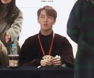 k-idol, kang hyunggu, and hyunggu image