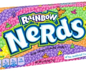 nerd, wonka, and candy image