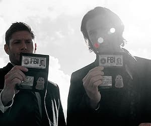gif, sam winchester, and supernatural image
