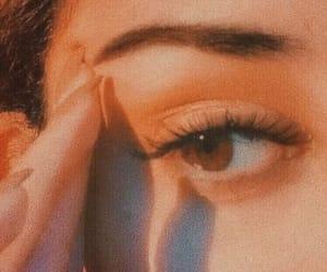 girl, eye, and aesthetic image