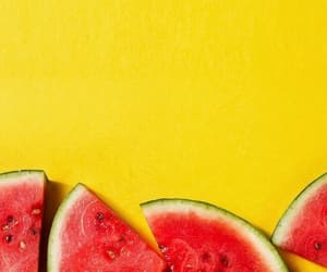 melon, wallpaper, and summer image