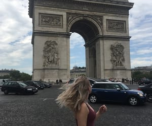 europe, paris, and france image