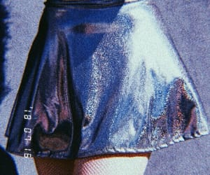 skirt, grunge, and pale image